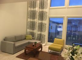 """""""Villa Frank"""", pairhouse in a peaceful area in Kokkola"""