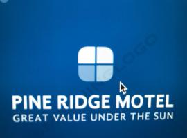 Pine Ridge Motel, 奥沙瓦 (Brimacombe 附近)