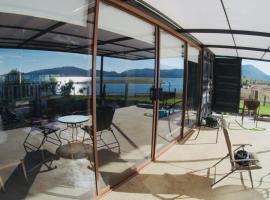 Cabaña en Lago Colbun