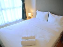 Luxury 2BR Roseville Soho & Suite Apartment near ICE BSD By Travelio