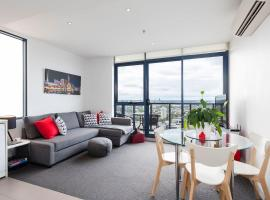 One bedroom City Apt with Spectacular Views
