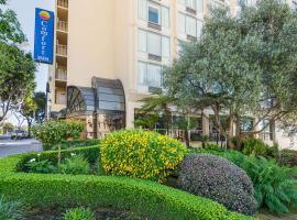 旧金山康福特湾酒店