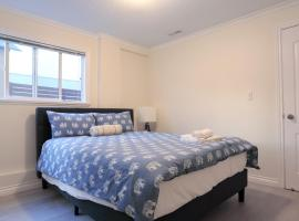 Perfect 3BR Guest Suite Near YVR Airport