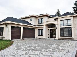 Brand New Luxury House