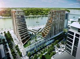 AMAZING VIEW, 5* Luxury Condo@Belgrade Waterfront