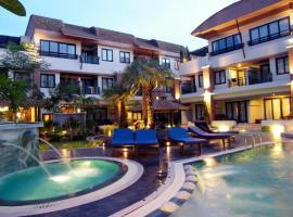 皮皮岛棕榈树度假酒店