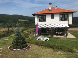 къща за гости с.Крушовица