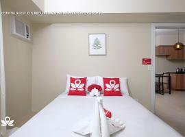ZEN Rooms Avida 34th Uptown BGC
