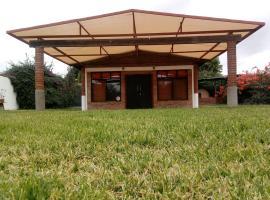 cabaña GRAN ROSARIO