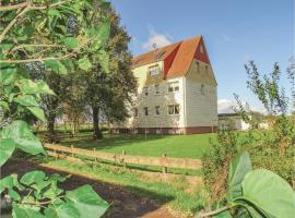 Three-Bedroom Apartment in Insel Poel OT Wangern