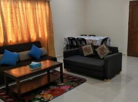Homestay Setia Desaru WiFi/Unifi Free,Full Aircond