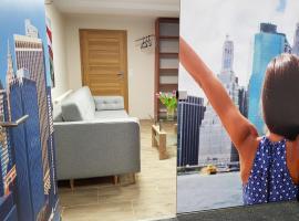 American Dream Rooms