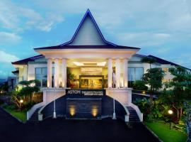 阿斯顿丹戎槟榔酒店&会议中心