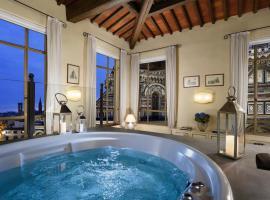 帕拉索尼科利尼阿杜奥莫酒店,位于佛罗伦萨的酒店
