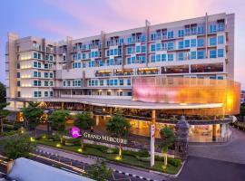 日惹阿迪苏西多美爵酒店