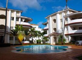 Apartamento en Arenas del caribe en El Cortecito