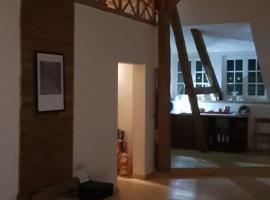 Ferienwohnung auf Schlosshof