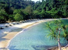 绿中海度假村,位于邦咯的酒店