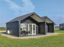 Two-Bedroom Holiday home Ringkøbing 01