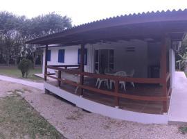 Casa 30m da praia - 2quartos