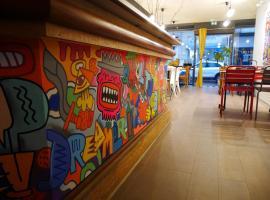 Street Art Hotel