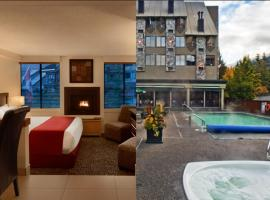 惠斯勒山边公寓式酒店