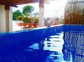 VIENTO TULUM.02 = 2 BED + ROOF TERRACE WITH POOL