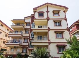 OYO 17369 Home Field View with Pool 1BHK Varca