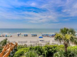 Surf Harbor Unit 204 - Oceanfront Condo