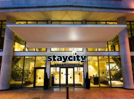 Staycity Aparthotels Liverpool Waterfront,位于利物浦的公寓