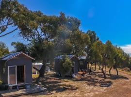 Big Tiny Tina Seven Hills Tiny House, Tallarook