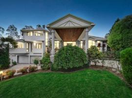 Amazing Family Resort on Yarra Valley/豪华家庭度假别墅