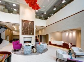 盐湖城市中心希尔顿惠庭套房酒店