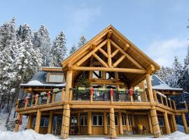 Golden Acres Mountain Lodge Loft