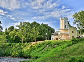 Keila-Joa Schloss Fall