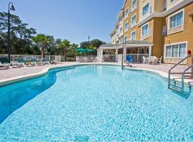 佛罗里达州橘子港代顿雷迪森乡村套房酒店 , Port Orange