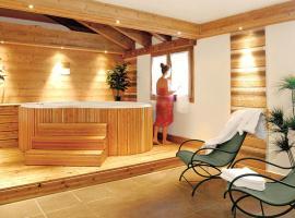 Courchevel 1650 Villa Sleeps 8 Pool WiFi