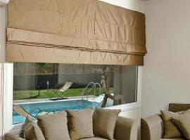 Agkisaras Villa Sleeps 3 Pool Air Con WiFi