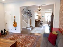 Roofdeck Mansion in Columbia Hts - Sleeps 14, 5 mi