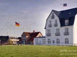 Strandvilla Seelust,位于舍恩贝里耶海滩的酒店