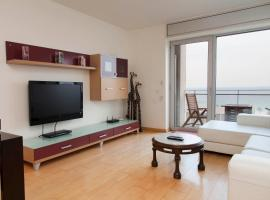 1226 - beach duplex views apartment