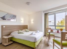 Lagrange Apart'Hotel l'Escale Marine,位于拉罗谢尔的公寓