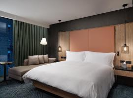 伦敦河畔希尔顿酒店,位于伦敦的希尔顿酒店