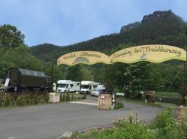 Campingplatz am Treidlerweg