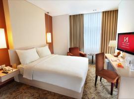 巴厘巴板瑞士博林酒店