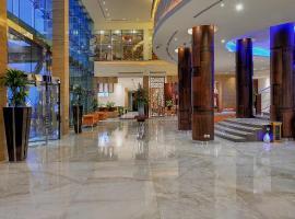 Ghaya Grand Hotel & Apartments,位于迪拜的公寓