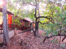 Galaxy Jungle Huts,位于阿贡达的酒店