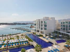 Hyatt Regency Aqaba Ayla Resort,位于亚喀巴的酒店