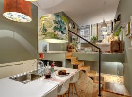 Janika's Apartment