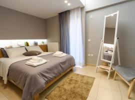 M&D Luxury Suites in central Athens,位于雅典的公寓